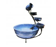 Ubbink Fuente de agua decorativa cerámica 1387082