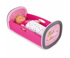 Smoby Cuna mecedora para bebés Baby Nurse 29x52x26 cm 220313