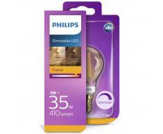 Philips Bombilla LED Classic 5 W 410 lúmenes 929001395301
