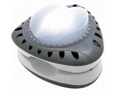 Intex Lámpara Solar LED para piscina con aplique magnético, 28688