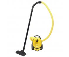 Bestron Aspiradora Amigo 1200 W amarilla y negra ABG100AMY