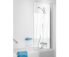 Get Wet by Sealskin mampara de bañera S105 70 cm (Decorada)