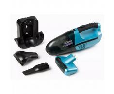 DOMO Aspiradora portátil XL azul DO211S