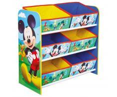 Disney Estantería de Mickey Mouse 51x23x60 cm WORL119011