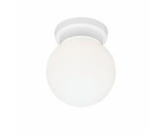 Massive Lámpara de techo Sonia blanca 40W 728940131