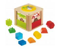 HABA Juguete de encajar formas Zoo Keeper 301701