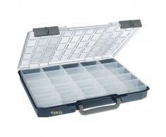 Raaco Caja organizadora CarryLite 55 5x10 25 compartimientos 136297