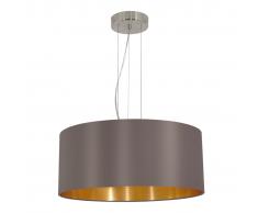 EGLO Lámpara colgante de techo, LED Maserlo D53 cm 31608