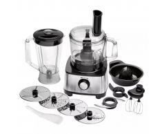 ProfiCook robot de cocina 1200 W plateado PC-KM 1063
