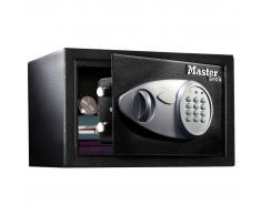 Master Lock X055ML Caja de seguridad mediana con clave digital