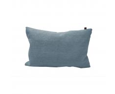 Overseas Almohada básica 60x40 cm azul