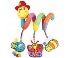 Galt Toys Juguete actividad para silla de coche Wiggly Worm 381003481