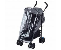 Safety 1st Cochecito doble de bebé Up to Me negro 1267666000