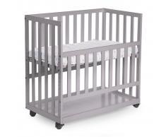 CHILDWOOD Cuna 50x90 cm gris haya BSCNSG
