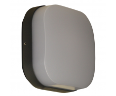 Luxform Lámpara de pared LED Amsterdam blanca LUX1508Z