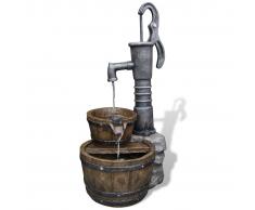 Ubbink Set fuente de agua Ubbink, modelo Las Vegas 1387064