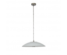 Massive Claus lámpara de techo colgante níquel, 3 x 40 W 230 V