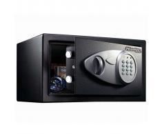 Master Lock X041ML Caja de seguridad mediana con clave digital