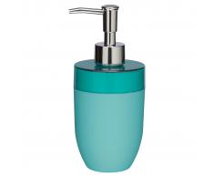 Sealskin Dispensador de jabón Bloom 361770230, color Aqua
