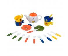 Miffy vajilla/juego de té 21 piezas 0478020