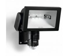 Steinel Foco con Sensor para el exterior, HS 300 Duo, color negro