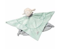 Käthe Kruse Muñeco de toalla Lamb Mojo azul 0174903