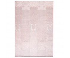 Overseas Alfombra Seattle 160x230 cm rosa pastel