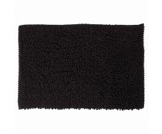 Sealskin Alfombrilla de baño Twist 60x90 cm gris oscuro 294643613