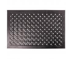 Esschert Design Felpudo rectangular de goma, L RB38