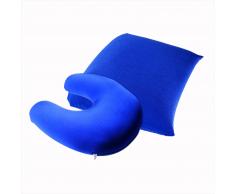 ProPlus Multi-cojín: soporte para el cuello y reposacabezas 30x30cm