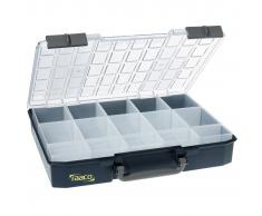 Raaco Caja organizadora CarryLite 80 5x10 15 compartimientos 136310