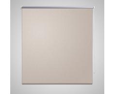 vidaXL Estor Persiana Enrollable 80 x 230 cm Beige