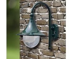 vidaXL Aplique de exterior colgante para jardín, Cambridge 42 cm