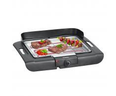 Bomann Barbacoa de mesa grill BQ 2243 CB 2000 W