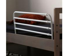 A3 Baby & Kids A3 Baby & Kids Baranda ajustable seguridad cama Trombone blanco 64604