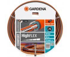 GARDENA Manguera de jardín Comfort HighFLEX 13 mm 50 m 18069-20