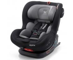 Babyauto Silla de coche de bebé Biro Fix 360 0+1+2 negra y gris 313903