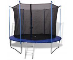 vidaXL Set de cama elástica de 5 piezas 3,05 m