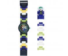 LEGO Reloj de eslabones Heroes Joker plástico 8020240