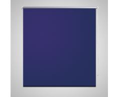 vidaXL Estor Persiana Enrollable 80 x 230 cm Marino
