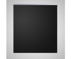 vidaXL Estor Persiana Enrollable 80 x 175cm Negro