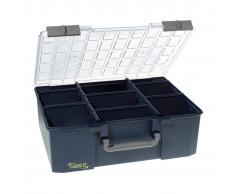 Raaco Caja organizadora CarryLite 150-9 con 8 divisores 136341 de