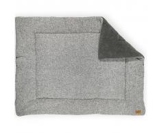 Jollein Colcha para parque 80x100 lavada piedra gris 017-513-65061
