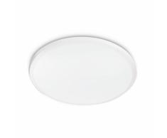 Philips Lámpara de techo LED Phillips myLinving Twirly blanca 17 W 318153116
