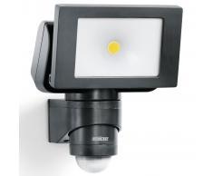 Steinel Foco de exterior con sensor LS 150 LED negro 052546