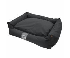 Overseas Cama para perro 90x70x22 cm gris antracita