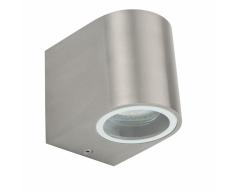 SMARTWARES Lámpara de pared LED 3 W cromada 5000.466