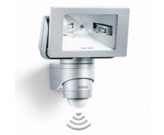 Steinel Foco con Sensor para el exterior, HS 150 Duo platino