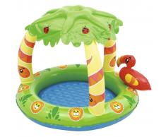Bestway Piscina infantil Jungle respetuosa con UV 52179