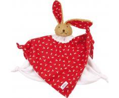 Käthe Kruse Muñeca clásica de toalla Bunny roja 0174849